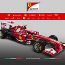 Ferrari F1 : la F138 (Photos)