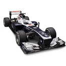 La Williams FW35 : 80% Pièces Neuves