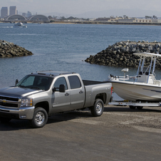 Chevrolet Silverado 2500HD Extended Cab 2WD LT1 Long Box