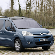Citroën Berlingo Combi 1.6HDi 110 FAP Airdream Exclusive
