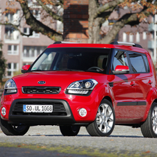 Kia Soul 1.6 GDI Attract