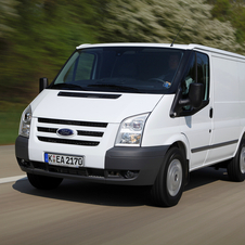 Ford Transit Kombi FT 300M 2.2 TDCi Limited