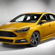 The big news for the Focus ST is the introduction of the 2.0-liter TDCi diesel engine with 252hp and 400Nm of torque