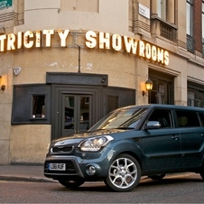 Kia Soul 1.6 GDI Edition 7 Automatic