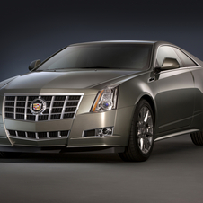 Cadillac CTS Coupe Sport AWD