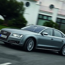 Audi A8 4.2 TDI  quattro SE Executive