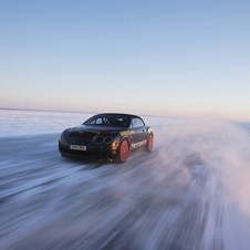 Bentley to Host Ice Driving Event in Finland with Continental GTs