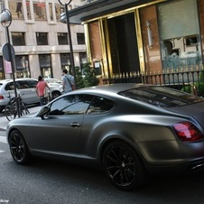 Bentley Continental (modern)