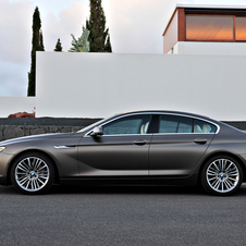The 6 Series Gran Coupe provides a preview of the car's design ethos