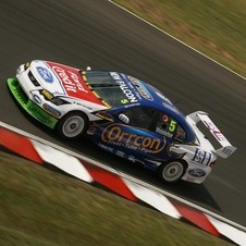 Ford Falcon 'FG01' V8 Supercar