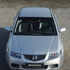 Honda Accord Coupé EX