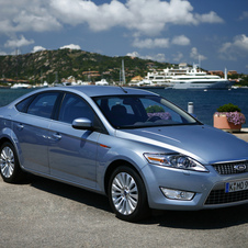 Ford Mondeo 1.6Ti-VCT Trend