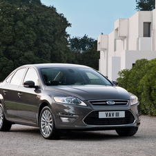 Ford Mondeo 2.0 Flexifuel S