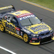 Ford BA Falcon V8 Supercar