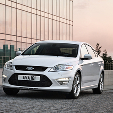 Ford Mondeo 2.0 TDCi S
