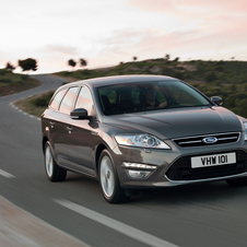Ford Mondeo SW 1.6 EcoBoost S
