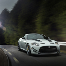 The XKR-S GT introduced in New York is inspiring the new models