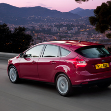 Ford Focus 1.6TDCi Titanium Best Econetic