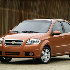 Chevrolet Aveo LT2 4-Door