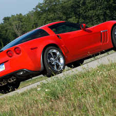 Chevrolet Corvette GS Coupe LT1