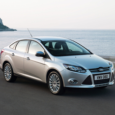 Ford Focus 1.6TDCi Trend Easy