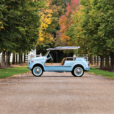 Fiat 500 Jolly by Ghia