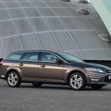 Ford Mondeo SW 2.0 TDCi S