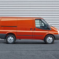 Ford Transit Connect 200 L1 1.6TDCi Trend