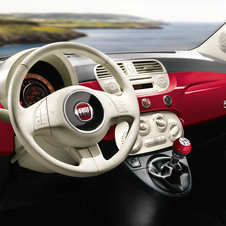 Fiat 500 0.9 TwinAir Turbo Happy Birthday