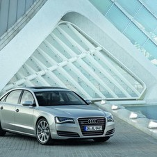 Audi A8 L 3.0 TDI quattro SE Executive