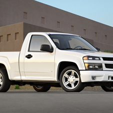 Chevrolet Colorado Regular Cab 4WD LT1