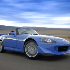Honda S2000 CR 6-Spd MT