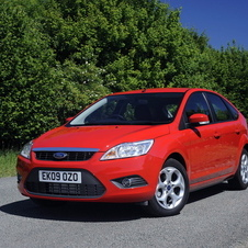 Ford Focus 1.6TDCi ECOnetic Start-Stop