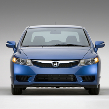 Honda Civic HYBRID Executive