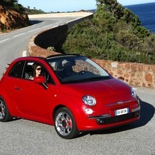 Fiat 500C 1.3 Multijet 16v 75cv Pop