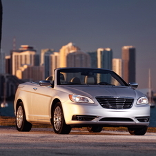 Chrysler 200 Convertible 2.4 I-4