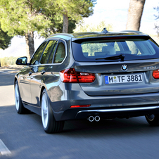 BMW 316d Touring AT