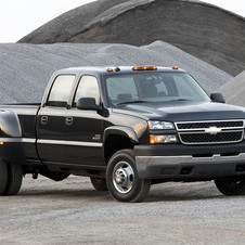 Chevrolet Silverado 3500HD Crew Cab 4WD LT1 Long Box SRW