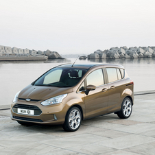 Ford B-Max 1.0i EcoBoost 1st Edition