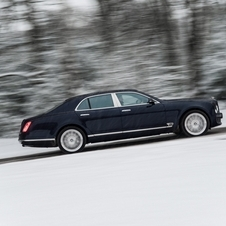 Bentley acrescentou três cores novas para o exterior do modelo
