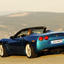 Chevrolet Corvette Convertible LT1