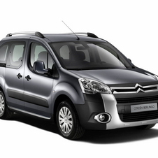 Citroën Berlingo 1.6 e-HDi Airdream ETG6 800 Longo Club
