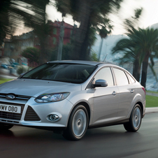 Ford Focus 1.0i EcoBoost Trend