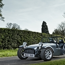 Caterham 7 Classic 1.4 K-Series 6spd