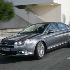 Citroën C5 2.7HDI V6 FAP Exclusive Aut.