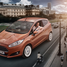 Ford Fiesta 1.0 T EcoBoost S/S Trend