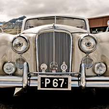 Jaguar Mark VII M