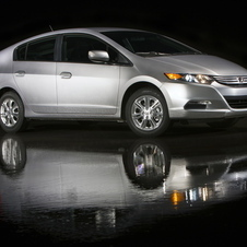 Honda Honda Insight EX