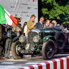 Bentley 4½-Litre Supercharged