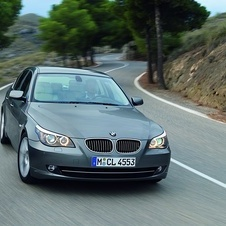 BMW 525i xDrive Executive (E60)